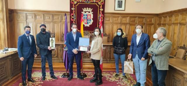 Palencia, orgullosa de su deportista Eva Gómez tras ganar medalla de bronce en el Campeonato de España de Kárate