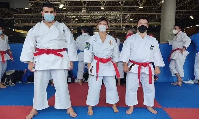 El CD Shotokan Priego, orgullo cordobés en el Campeonato de España de Parakarate 0 (0)