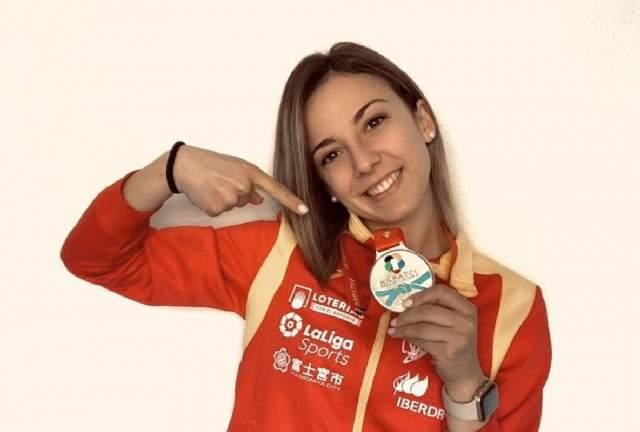 """Lidia Rodríguez: """"Quiero ser la sucesora de Sandra Sánchez"""" 0 (0)"""