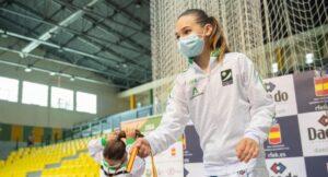 Olympic Karate arrasa en el Campeonato de España Infantil