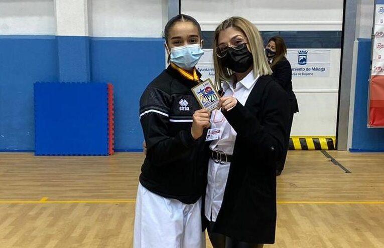 Marta y Paola García, con las selecciones españolas de karate 0 (0)
