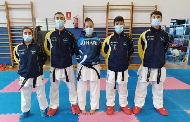 El Club Suhari acudirá a la segunda jornada de la Liga Nacional de Karate 0 (0)