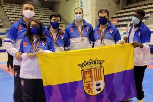 Los karatekas de Torrejón, protagonistas en los últimos torneos logrando varias medallas