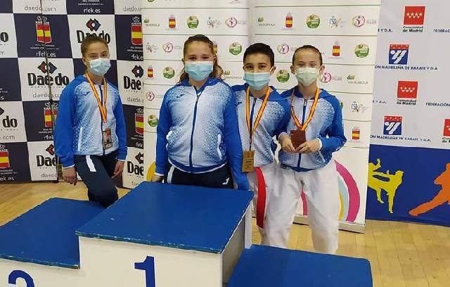 Tres medallas para el karate utrerano en la «I Copa de España de Estilos» 0 (0)