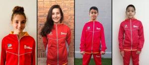 Cuatro vallisoletanos participarán en el Campeonato de España Infantil de Karate