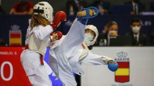 Madrid se impone en el medallero del campeonato de España infantil de karate
