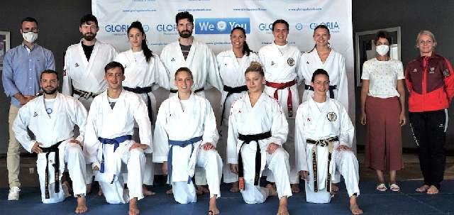 La selección austriaca de Karate prepara en Mogán el Campeonato de Europa 0 (0)