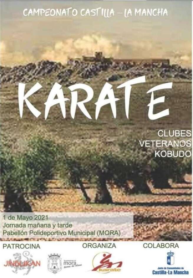 Los karatecas Torrijeños se llevan 7 medallas en el campeonato regional de clubes y veteranos