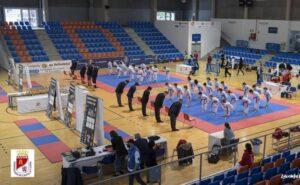 León suma 14 medallas en el Campeonato de Castilla y León de Veteranos y clubes de Karate
