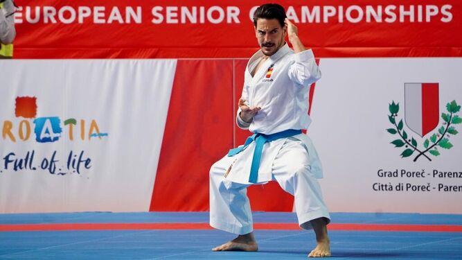 Damián Quintero, en una nueva final del Europeo 0 (0)