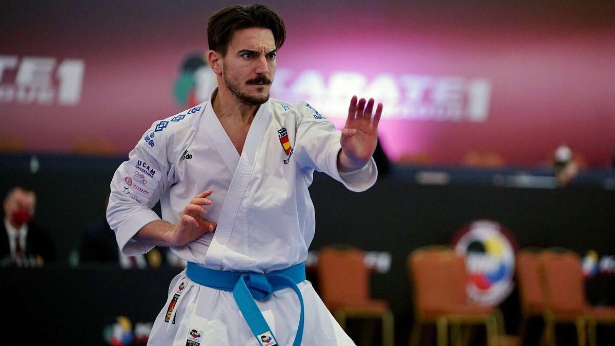 Damián Quintero: la ilusión por los Juegos Olímpicos