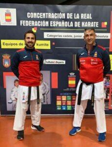 Chaves y Gómez prepararán el Europeo en Toledo