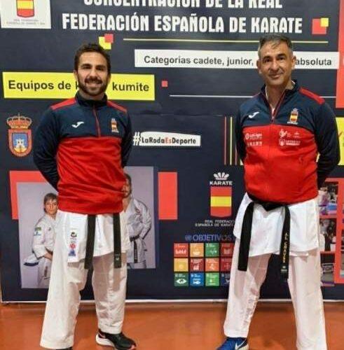 Chaves y Gómez prepararán el Europeo en Toledo 0 (0)