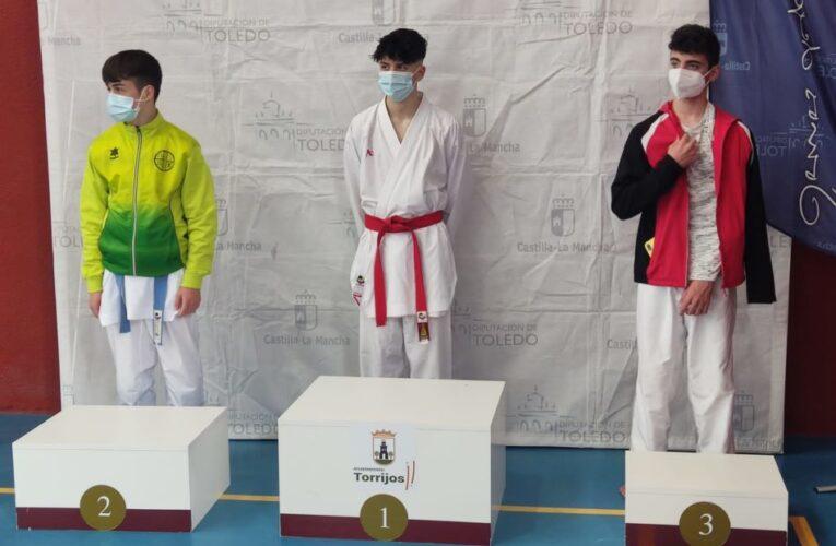 Hugo González Moral, campeón regional júnior de karate 0 (0)