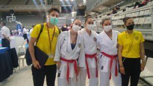 El Club Karate Canals roza el bronce en el Autonómico de clubes disputado en Alicante