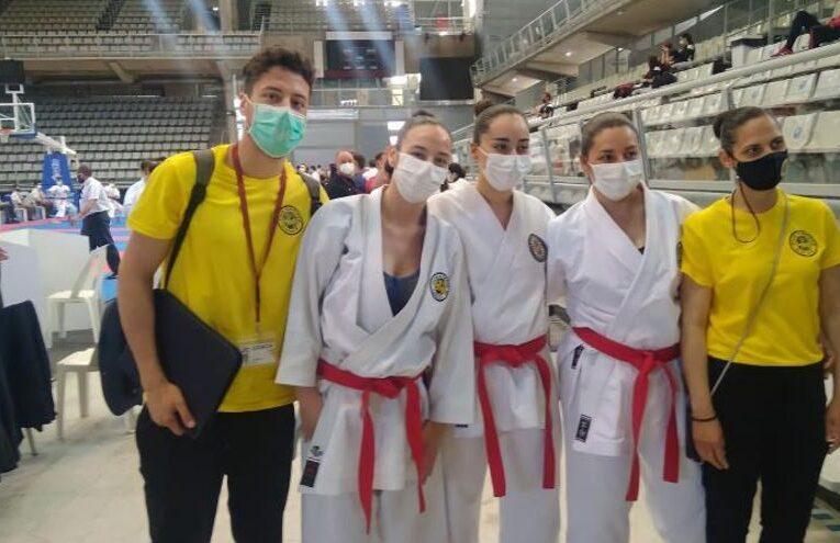 El Club Karate Canals roza el bronce en el Autonómico de clubes disputado en Alicante 0 (0)