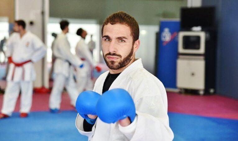 El karateca Matías Gómez no competirá en el Campeonato de Europa de Croacia 4.5 (4)