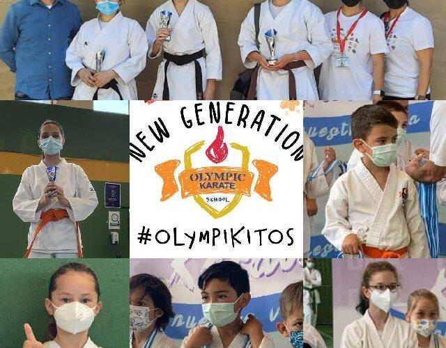 Olympic Karate Marbella estrena su nueva generación de karatekas con seis medallas en el campeonato provincial 5 (1)