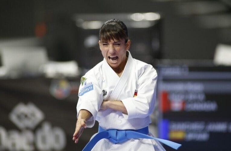 Sandra Sánchez va a por su sexto título europeo consecutivo 0 (0)