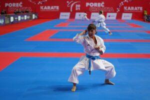 Sandra Sánchez irá por el oro en el Europeo