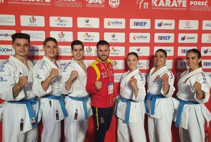 Raquel Roy pasa a la final del Europeo de Karate 0 (0)
