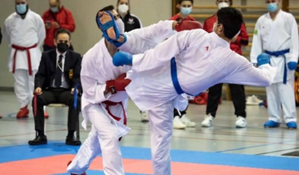 El pabellón Pilar Fernández Valderrama de Valladolid acogerá el Campeonato de Castilla y León de Clubes y de karate tradicional