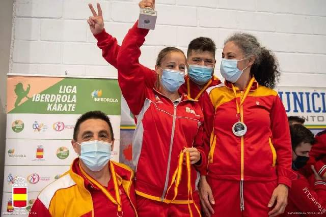 Catorce medallas para Ávila