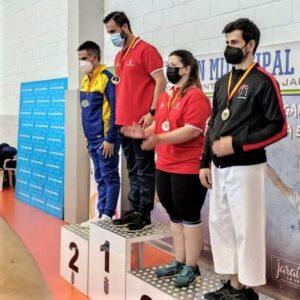 Sensacionales resultados del Zen Bushido Karate do Kobudo de Tomelloso en el Campeonato de España