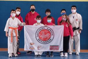El Shotokan Karate Benavente regresa a la competición representando a Zamora en el Regional