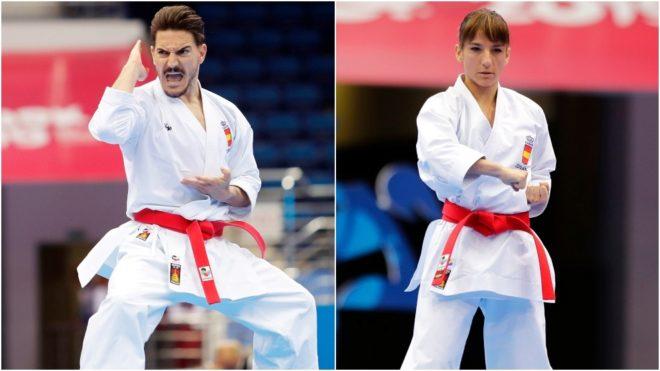 Sandra Sánchez y Damián Quintero, ante su primer y último asalto al oro olímpico