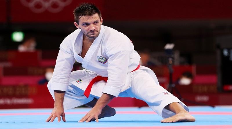 Antonio Díaz se despide del tatami