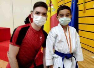 El Club de Karate Jaraíz consigue cuatro medallas en el Open Internacional de Arganda