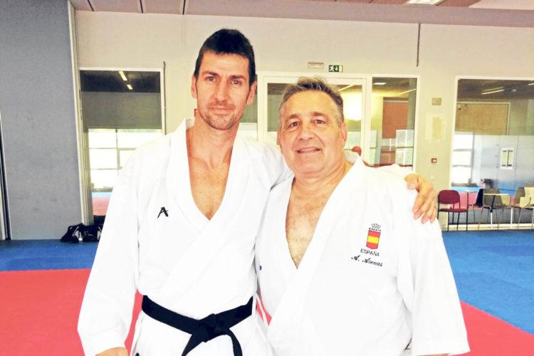 Ángel Arenas, ex seleccionador nacional de kárate, visitará este fin de semana Ceuta