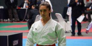 Se alza Cinthia de la Rue con el bronce en el Campeonato Panamericano de Karate