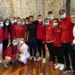 El Club Karate Nokachi Les Franqueses del Vallés obtiene 15 medallas en el campeonato de Cataluña de Karate