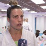 Sandra Herver, feliz de volver a los tatamis: «Yo ya he ganado el mundial de mi vida»
